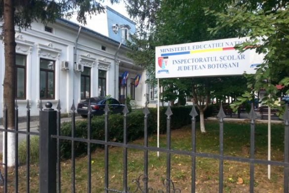 EDUCATIEFuncție liberă la Inspectoratul Școlar Județean Botoșani