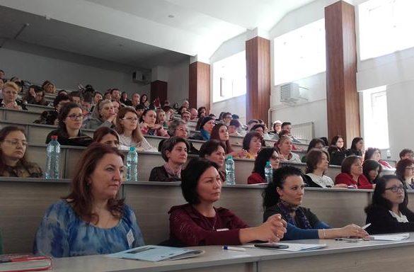 """EDUCATIEConferinţa """"Education à la citoyenneté européenne"""", organizată de ISJ Botoşani"""