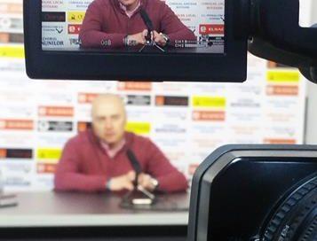 """SPORT- FOTBALLEO GROZAVU:   """"Nu am ce să le reproşez băieţilor""""            -video"""