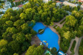 ADMINISTRATIEPe 1 Iunie, copiii sunt aşteptaţi la zona de agrement din Parcul Mihai Eminescu