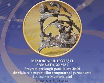 EVENIMENTZiua Muzeelor,  la Memorialul Ipoteşti