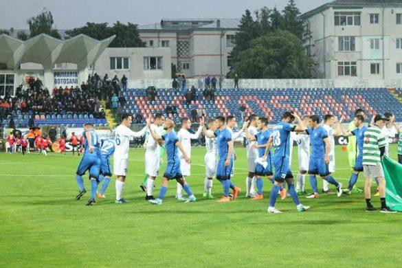 SPORT- FOTBALFC Botosani – CSM Poli Iasi 0-1 . Eficienta zero pentru elevii lui Leo