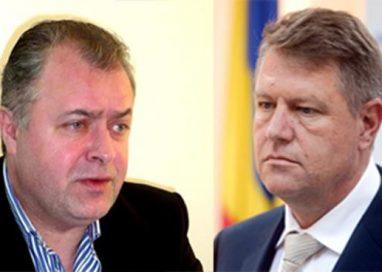 POLITICAPrimarul Cătălin Flutur s-a întâlnit cu preşedintele Klaus Iohannis