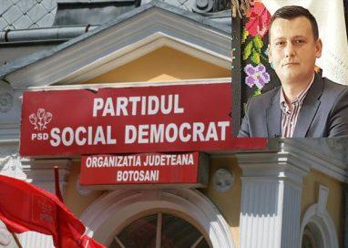 POLITICAPSD Botoșani anunță depunerea candidaturii pentru primăria comunei Vlăsinești