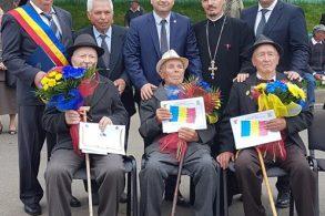 EVENIMENTZiua Eroilor marcată cu onoare în comuna Vlăsinești