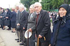 EVENIMENTZiua Eroilor marcată cu onoare la Vlasinesti               -VIDEO/FOTO