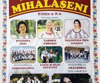 EVENIMENTSărbătoare în comuna Mihalaseni! Vezi programul manifestării