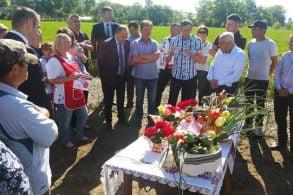 Ministrul Agriculturii, Petre Daea, în vizită în judeţul Botoşani