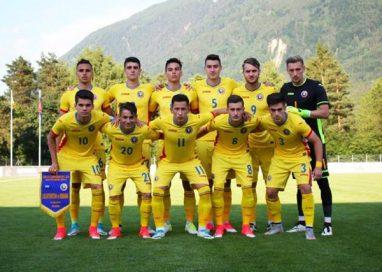 SPORT- FOTBALMorutan pasa de gol in victoria Romaniei U21 !