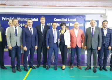 POLITICAMinistrul Tineretului şi Sportului în vizită la Botoşani      -VIDEO