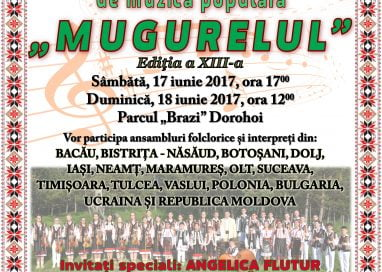 """EVENIMENTO nouă ediție a Festivalului Internațional """"Mugurelul"""" Dorohoi"""