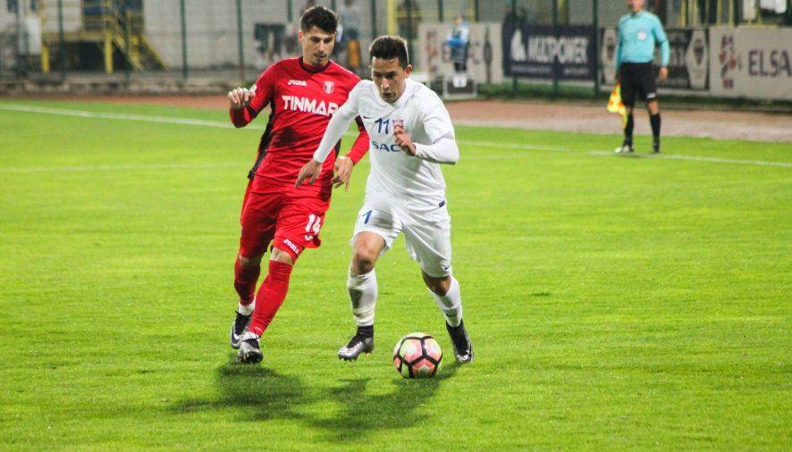 SPORT - FOTBALCFR Cluj insista pentru Morutan . Vezi ce suma ofera pentru tanarul fotbalist !