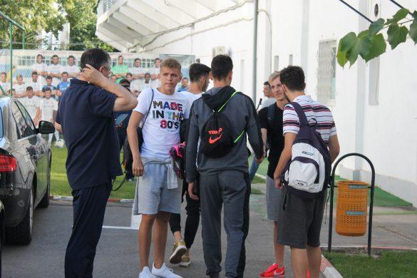 SPORT - FOTBALFC Botosani s-a reunit cu 20 de jucatori