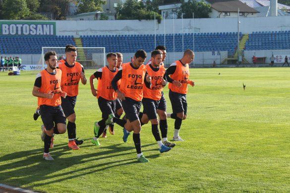 SPORT - FOTBALFC Botosani incearca sa se intareasca de la CSM Poli Iasi .