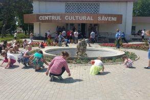EVENIMENTOrganizația TSD Saveni a sărbătorit Ziua Internationala  a Copilului cu desene si premii