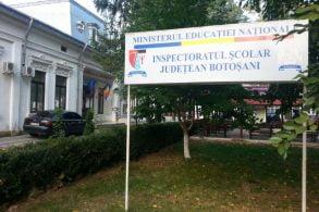 EDUCATIEConcurs pentru ocuparea posturilor de directori și directori adjuncți în mai multe școli din județul Botoșani
