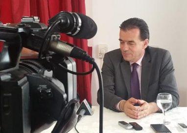 POLITICALudovic Orban a venit din nou la Botoşani -VIDEO