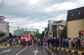 EVENIMENTGrav accident de circulație pe Calea Națională