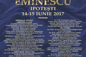 CULTURAÎncep manifestările care marchează 128 de ani de la moartea poetului Mihai Eminescu
