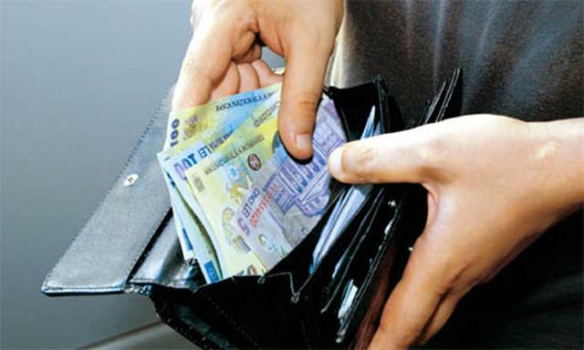 EVENIMENTInselata la o casa de schimb valutar