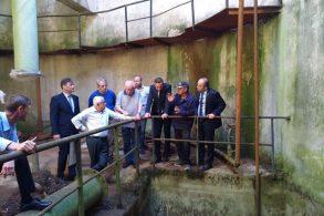 POLITICASistemul de irigaţii din zona Manoleasa în atenţia ministrului agriculturii   -VIDEO
