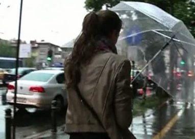 METEOCod galben de ploi torențiale, vijelii și grindină