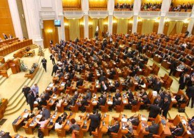 POLITICAParlamentarii pensionari, notificări în loc de bani