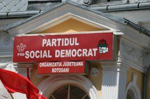 POLITICAPSD Botoșani susține deciziile adoptate de conducerea centrală a partidului