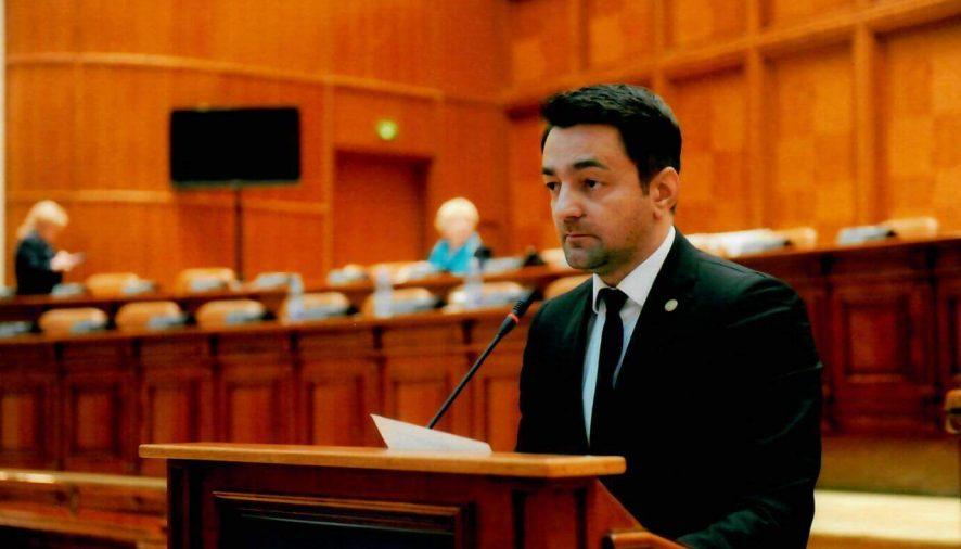 "POLITICARăzvan Rotaru: ""A început programul Start-up Nation România"""