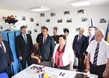 ADMINISTRATIECeremonia de investire a noului primar al Comunei Vlasinesti, Andrei Bouariu     -VIDEO