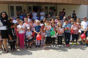 EVENIMENTZiua Copilului sărbătorită la Săveni              -VIDEO