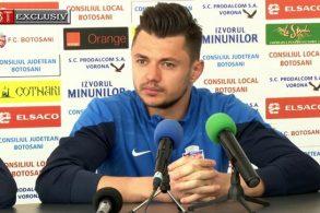"SPORT- FOTBALCOBREA:   ""Avem un avataj fata de Dinamo, datorita omogenitatii create la echipa""-  VIDEO"