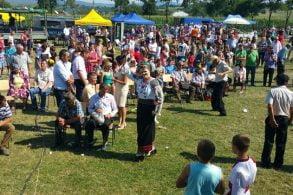 EVENIMENTDistracție pe cinste la Cristesti la sărbătoarea comunei    -FOTO/VIDEO