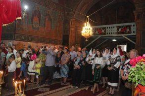 EVENIMENTSărbătoare la Hiliseu-Horia. S-a sfințit casa parohială din sat