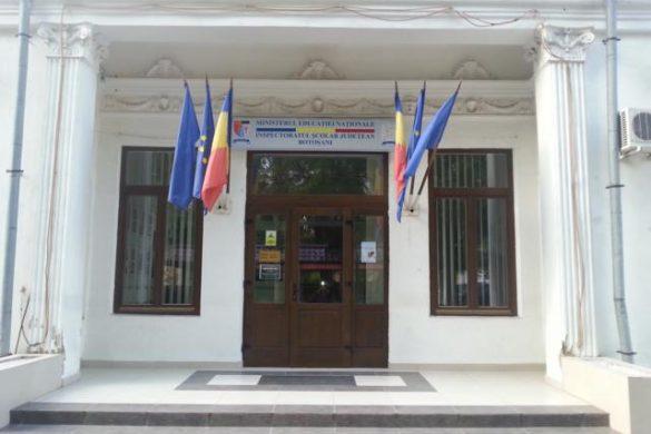 EDUCATIEInspector şcolar general adjunct nou la Botoşani