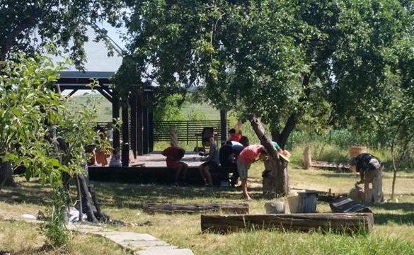 EVENIMENTAtelierul de mestesuguri traditionale, ediția a VII– a – Ipotesti 2017