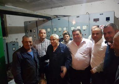 """POLITICASenatorul Lucian Trufin: """"Ministrul agriculturii, domnul Petre Daea, pentru a treia oară în Botoșani"""""""