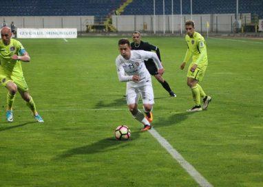 SPORT - FOTBALFC Botosani – AC Wolfsberger 1-0 (0-0) .