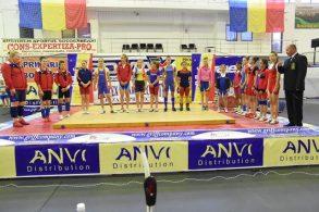 SPORTCampionatul Naţional de haltere, juniori II, la Sala Polivalentă