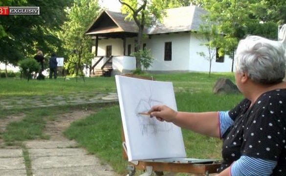 EVENIMENTTime 4 Eminescu: pictori din Germania, Italia, Indonezia, Slovenia Bulgaria, Ucraina, Moldova şi România
