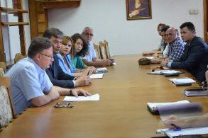 ADMINISTRATIEMăsuri luate în Comitetul Local de Combatere a Bolilor după apariția focarului de pestă porcină africană în România