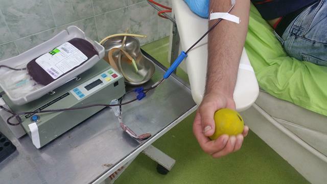 SANATATECriză acută de sânge. Numărul donatorilor de sânge a scăzut la jumătate în această vara