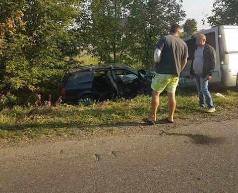 EVENIMENTO tânără a fost grav rănită într-un accident produs la Rediu