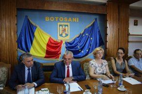 ADMINISTRATIEPromovarea oportunităţilor de afaceri bazate pe TIC în judeţul Botoşani