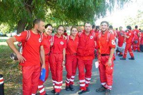 EVENIMENTCrucea Roşie Botoşani, locul I la Convenţia Naţională de prim ajutor