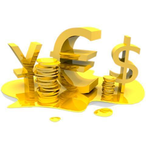 ECONOMIELeul s-a depreciat, luni, în raport cu euro
