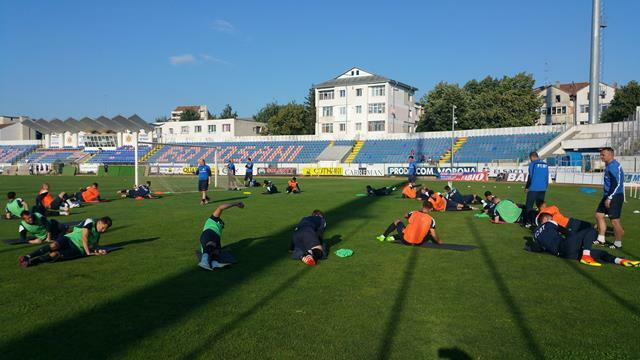 SPORT- FOTBALDeclaraţii înaintea jocului cu CSU Craiova   -VIDEO