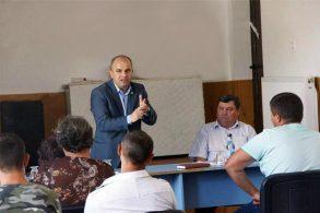 """POLITICASenatorul Lucian Trufin: """"Da, se poate – județul Botoșani pe primul loc la absorbția fondurilor europene din PNDR"""""""
