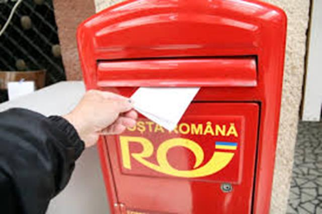 ADMINISTRATIEATENTIE!  Poşta nu lucrează în ziua de marţi, 15 august