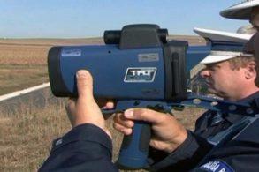 EVENIMENTAu venit noile radare pentru Poliția rutieră